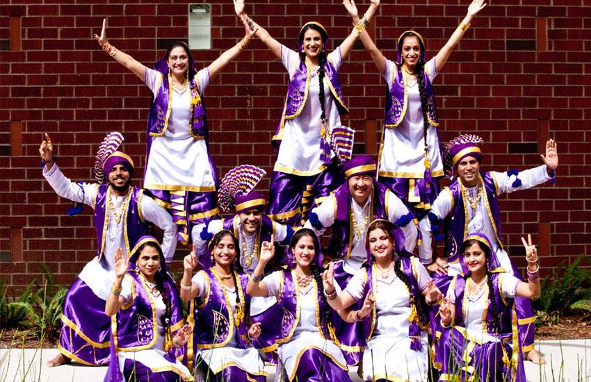 Bhangra Dance Group